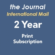 Journal Print Subscription International - 2 Years