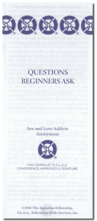 Questions Beginners Ask
