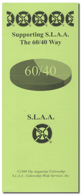 Supporting SLAA the 60/40 Way