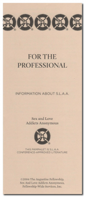 For the Professional: Information About S.L.A.A.