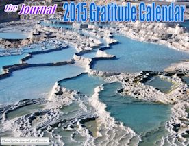 The Journal 2015 Gratitude Calendar