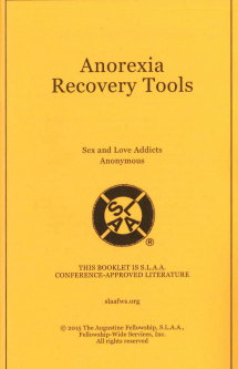 Anorexia Recovery Tools