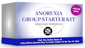 Anorexia Group Starter Kit - with Instant Download