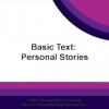 Basic Text: Personal Stories of Addiction [6 CDs]