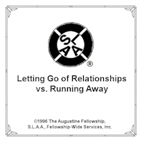Letting Go of Relationships vs. Running Away (1996) [MP3]