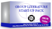 Group Literature Start-up Pack